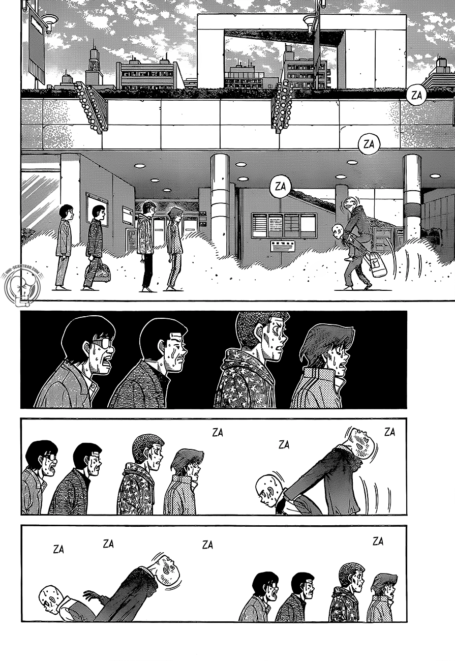 Hajime No Ippo 1284 En