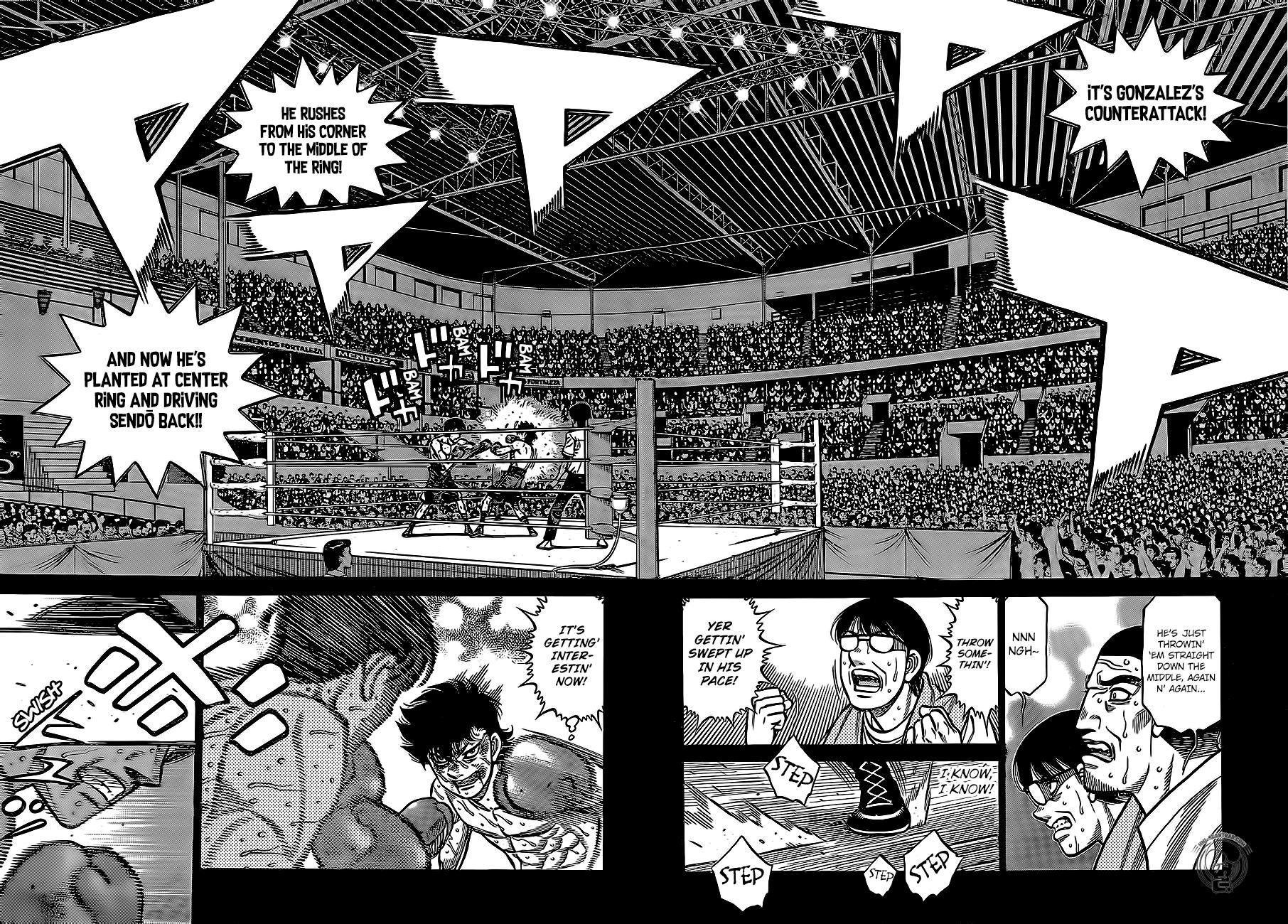 Hajime No Ippo 1299 En