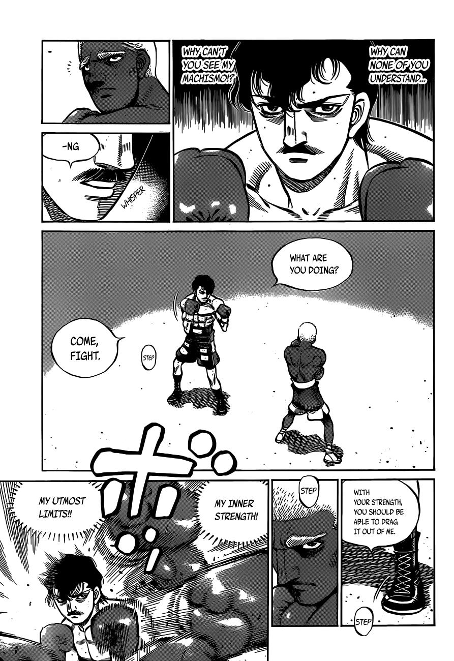 Hajime No Ippo 1312 En